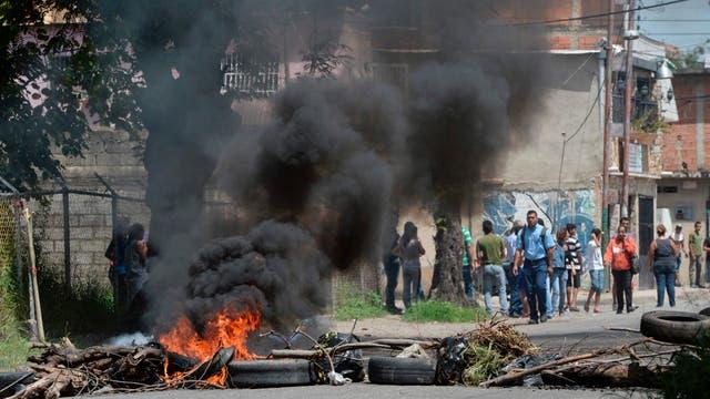 Las manifestaciones contra el gobierno chavista llevan casi tres meses y ya dejaron más de 70 muertos.