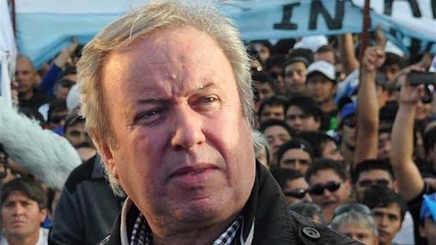 Daniel Peralta fue gobernador de Santa Cruz entre 2007 y 2015