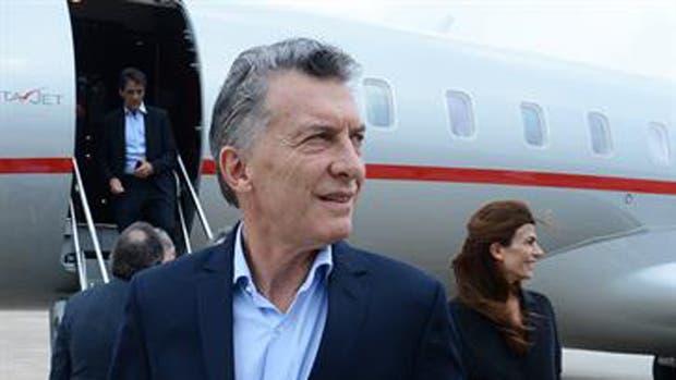 El presidente Mauricio Macri viajó a Hamburgo junto a su mujer Juliana Awada para participar de la cumbre de G-20