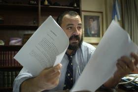 El fiscal José María Campagnoli embistió contra Gils Carbó