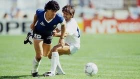 Diego Armando Maradona Mundial 1986