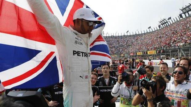 Hamilton se enfoca en sus próximos objetivos