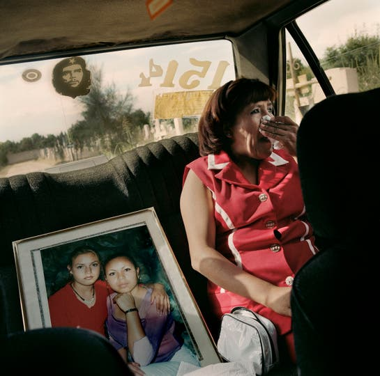 """Desaparecidas"", de Maya Goded (2006)."