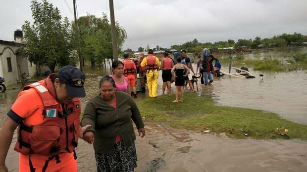 Ya hay más de 13.000 afectados por las inundaciones