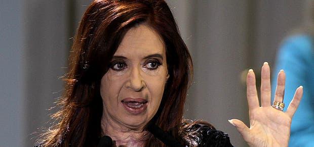 La presidenta Cristina Kirchner fue imputada por la denuncia que presentó Nisman antes de morir