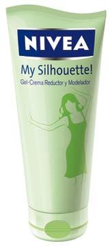 Nivea. My silhouette. Gel-crema, modela la silueta ($ 43).