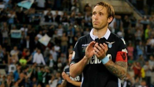 Lucas Biglia aclaró que no tuvo problemas con los tifosi de Lazio
