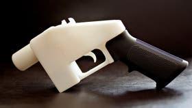 The Liberator, primer revólver impreso en 3D