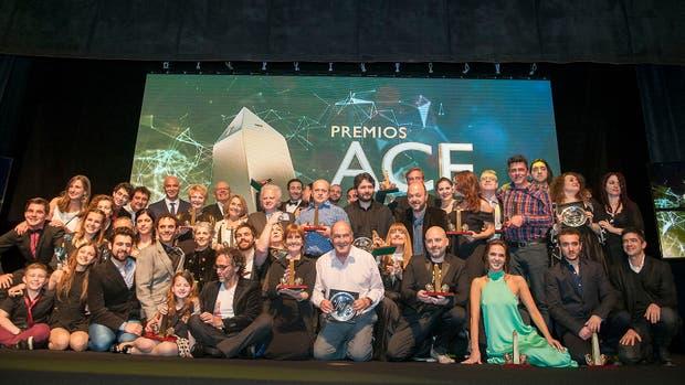 Todos los ganadores de los premios ACE 2016