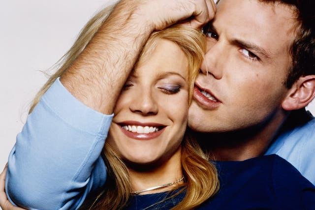 Gwyneth Paltrow y Ben Affleck, ¿una relación que no terminó bien?