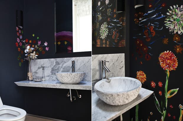 Bacha Para Vanitory Baño:Propuestas de bachas para tu baño – Living – ESPACIO LIVING