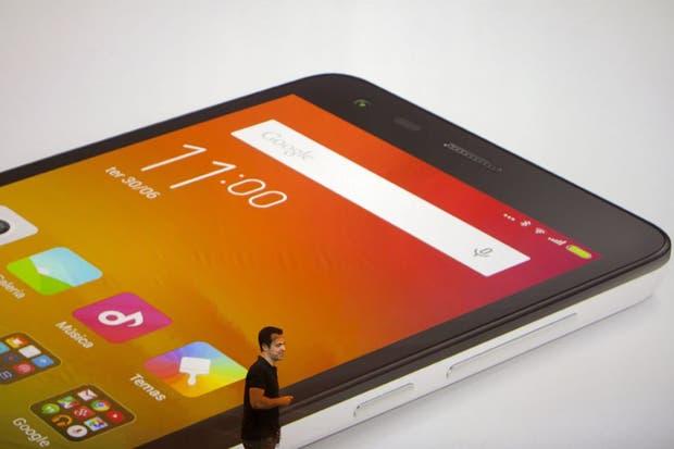 El smartphone Redmi 2 tendrá un precio de 499 reales (unos 160 dólares)