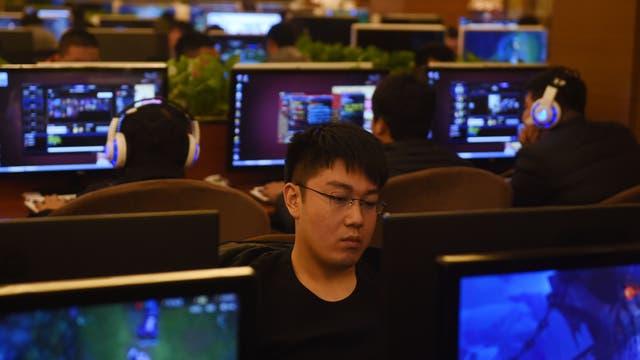 Los chinos llaman a las computadoras