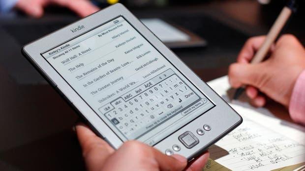 El Kindle de 4ta generación, uno de los equipos de Amazon afectados por la actualización del sistema operativo