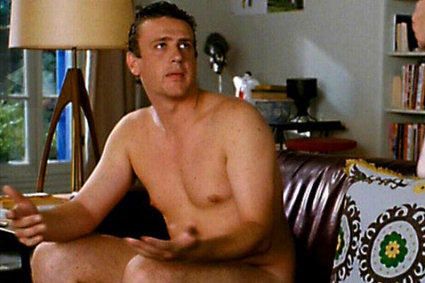Jason Segel y su desprejuicio en Forgetting Sarah Marshall