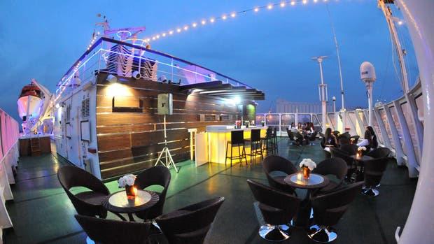 El Med Queen, que vendrá de Europa, con capacidad para 320 pasajeros