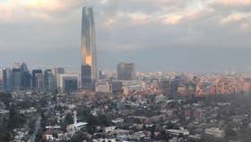 Santiago de Chile recuperó el año pasado el teleférico metropolitano, uno de sus íconos