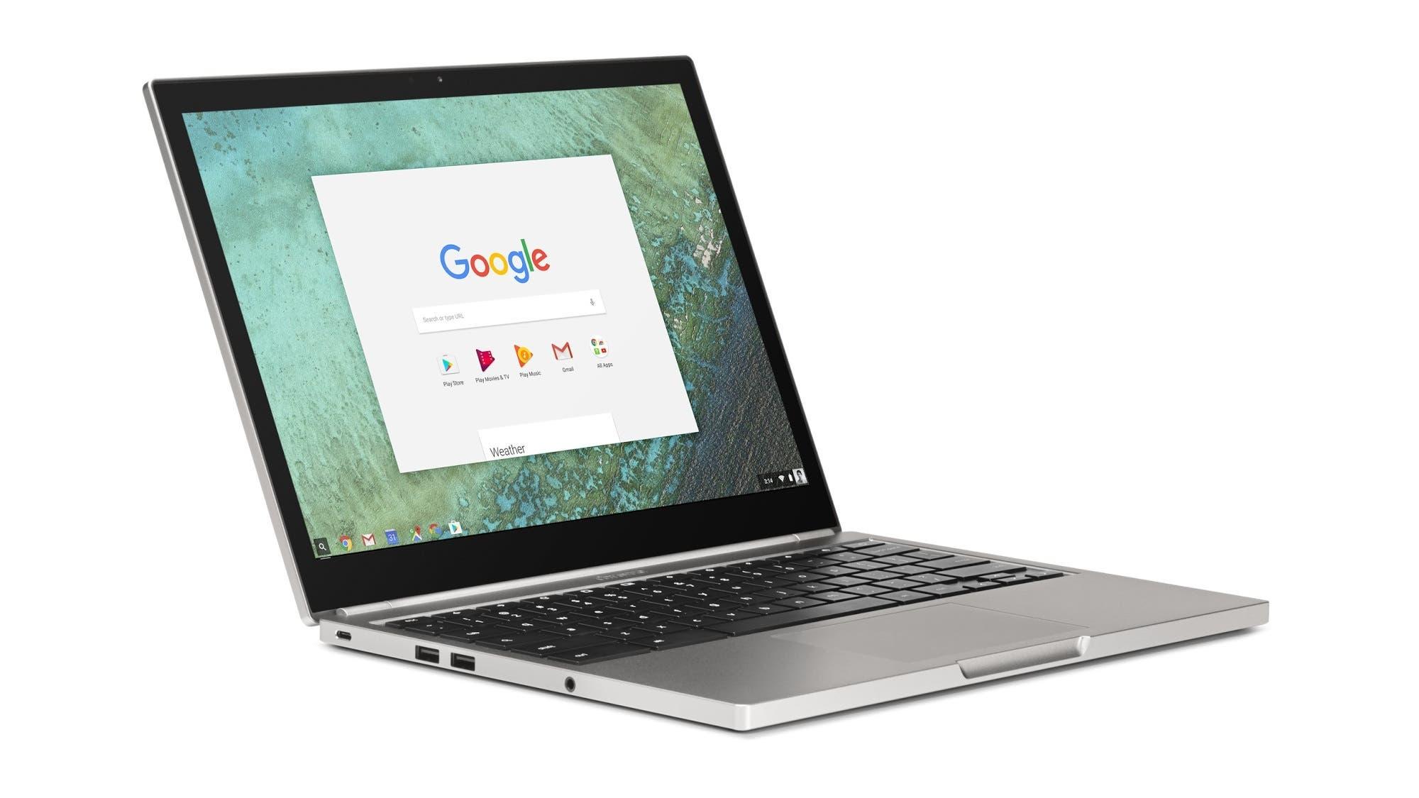 Las aplicaciones de Android llegarán a las Chromebooks en octubre para competir con Windows