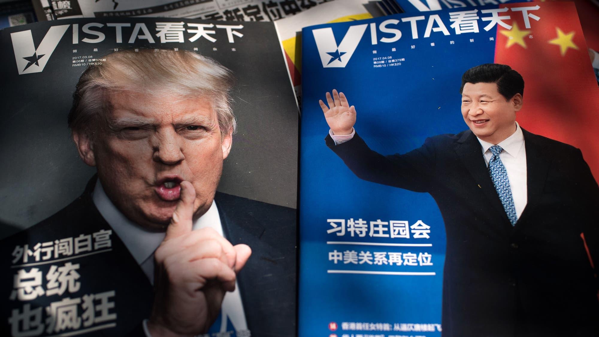 El cara a cara más esperado: Donald Trump recibe a Xi Jinping en Florida