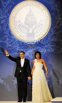 Michelle Obama ingresó en la lista en el puesto 40. Foto: Archivo