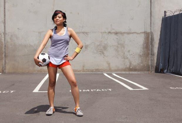 Aparte de tener los mejores futbolistas del mundo, también tenemos a las mujeres más bonitas. Entrá y fijate qué pasa cuando ellos se juntan