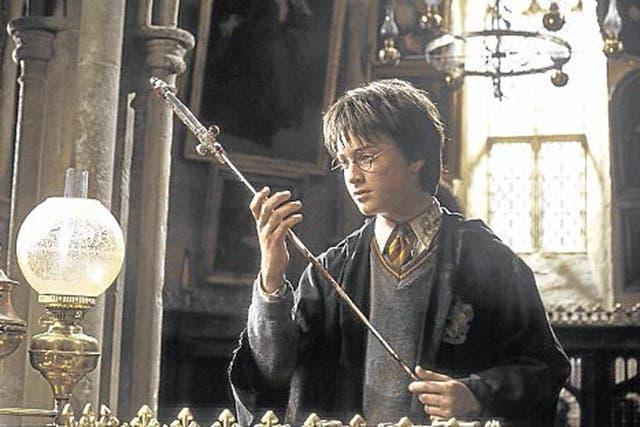 Harry Potter, basado en la serie novelística de J. K. Rowling