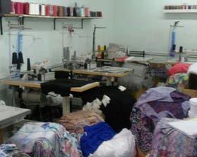 Un taller oculto que funcionaba todo el día