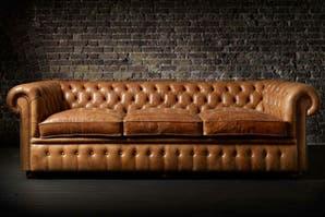 Chesterfield: conocé la historia del sofá más vendido