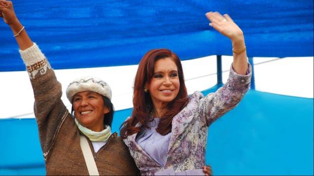 """Cristina: """"Creí que nunca más iba a vivir en un país con presos políticos"""""""