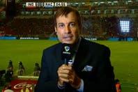 Paulo Vilouta explicó por qué no relatará el superclásico en la TV: cuáles son las duplas asignadas