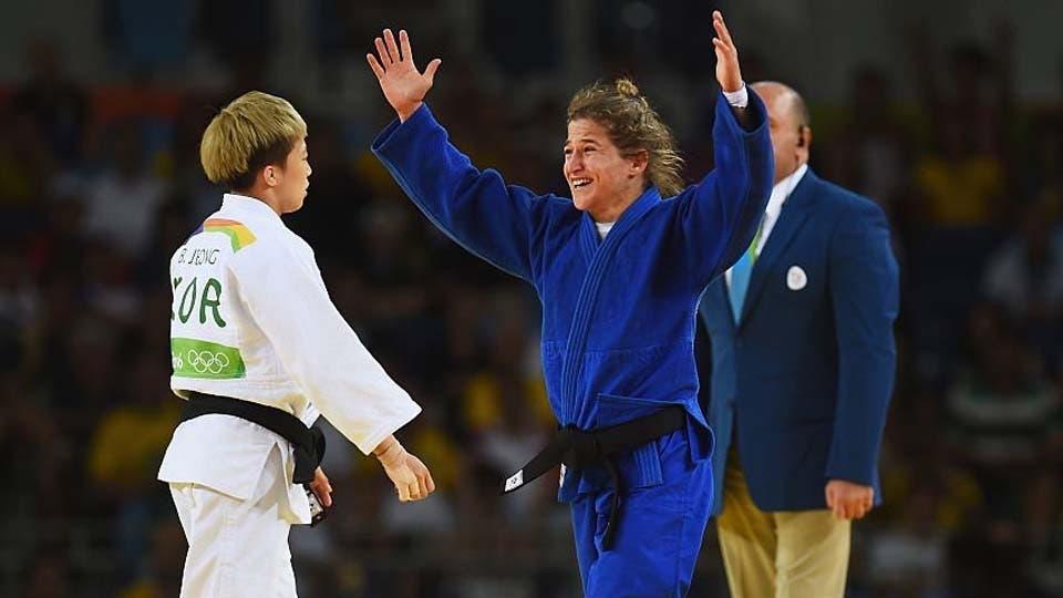 «Río 2016. Paula (la peque) Pareto ganó la medalla de oro en judo» 2247924h765
