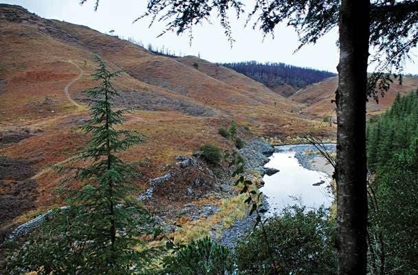 El valle de Calamuchita. Soledad Gil