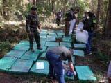 Grab 7500 kilos of marijuana in Puerto Piray, Misiones