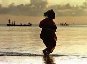 En las fiestas de la playa, las bandas garifunas combinan los ritmos mayas y africanos