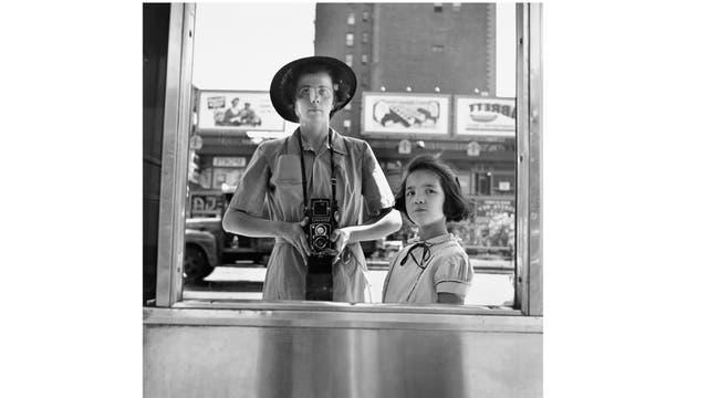 Vivian Maier. Las obras de la legendaria fotógrafa que retrató Chicago durante cuatro décadas se podrán ver en la Fototeca Latinoamericana (FoLa) en marzo. Gentileza FoLa
