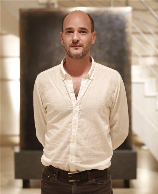 Sebastián Vidal Mackinson, uno de los curadores