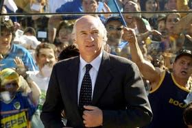 Bianchi, cerca del regreso