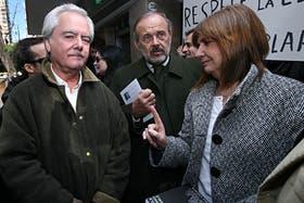 Los referentes de la oposición buscan unir fuerzas contra el avance sobre la Justicia