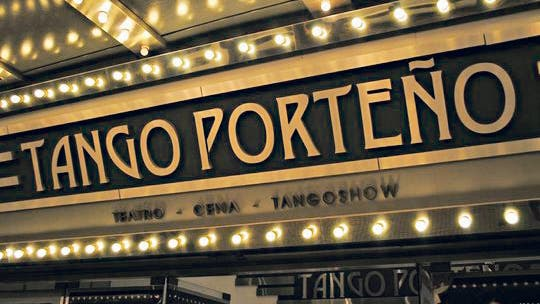 En Tango Porteño, un espectáculo que deberían ver mucho más que los turistas