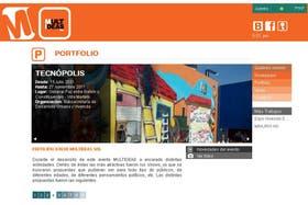 Parte del portfolio de Multideas, la empresa de los funcionarios de Planificación