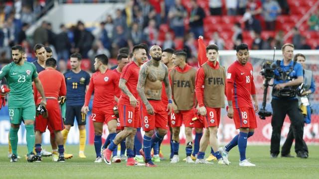 El festejo chileno