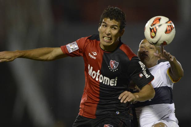 Boca perdió en los penales y Newelll´s sigue adelante en la Copa Libertadores.  Foto:AFP