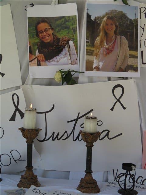 En Ecuador, también reclaman por la resolución del caso
