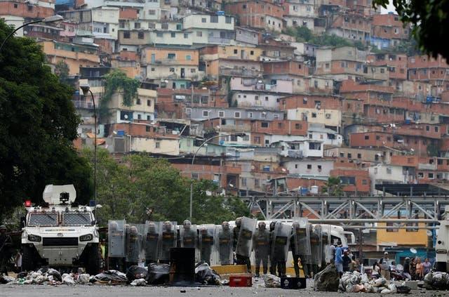 Suben a 36 los muertos en las protestas en Venezuela