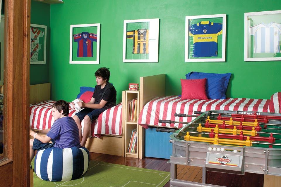 Inspirate!: diseños para cuartos de chicos   cuarto de chicos ...