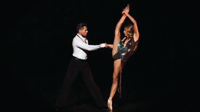 Brittany O Connor y Paul Barris.