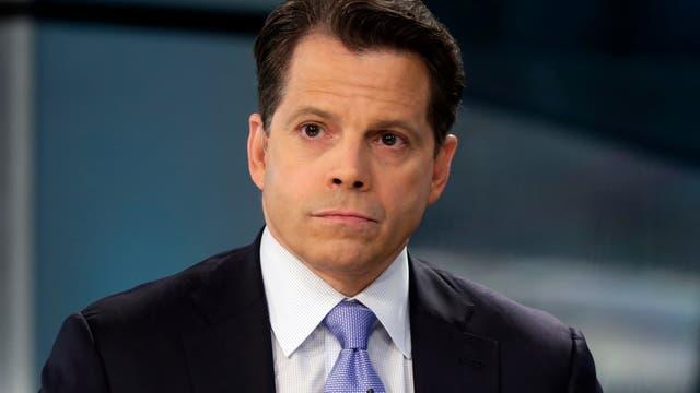 Anthony Scaramucci, el nuevo director de comunicaciones