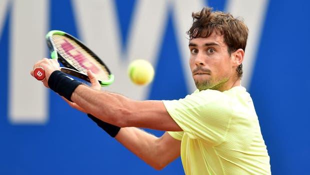 Guido Pella busca su primer título de ATP
