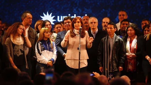 Resultado de imagen para argentina paso 2017 cristina