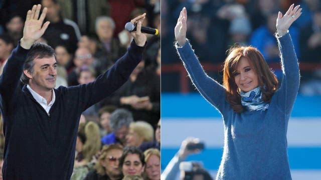 Cristina Kirchner contó por qué no viajó a Santa Cruz para votar